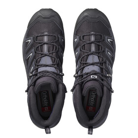 Salomon M's X Ultra 3 Mid GTX Shoes Black/India Ink/Monument